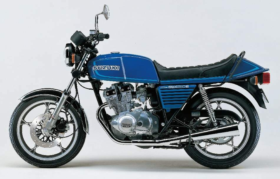 Suzuki Gs 250 Wiring Diagram - Catalogue of Schemas on